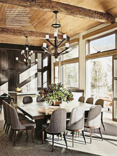 aspen dining room table cabin stuff pinterest like the square table dining room pinterest search
