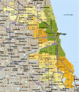 chicago map bad areas worst areas of chicago map
