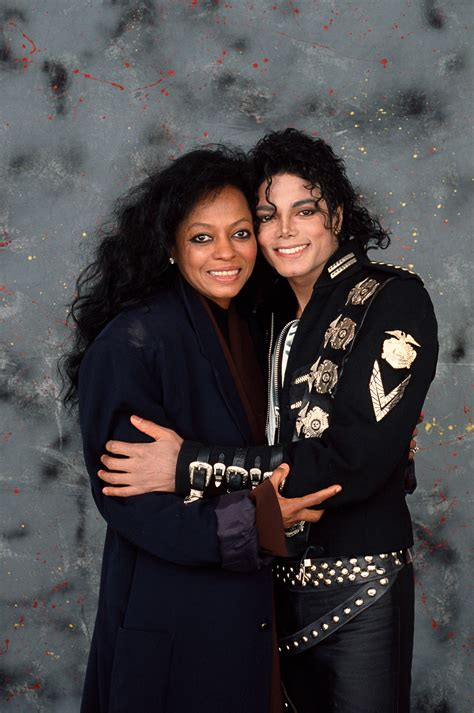biography of michael jackson family diana ross michael jackson life