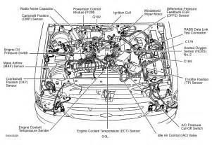 2000 ford ranger 3 0l v6 auto trans has check engine light