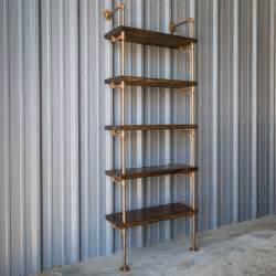 pipe bookcase diy best 25 pipe bookshelf ideas on diy