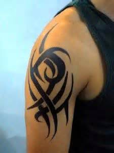 tattoo on arm job tribal shoulder neat design bad tattoo job tattoo
