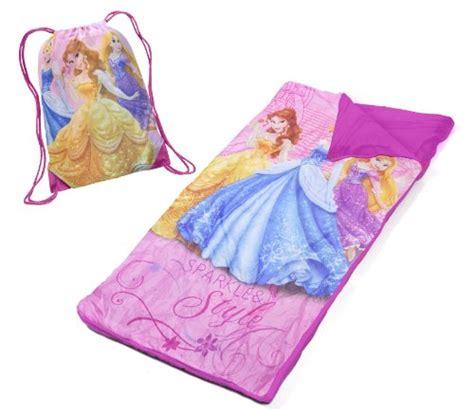 princess sleeping bag with pillow regalo my cot portable bed royal blue
