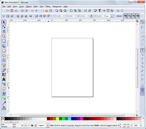 inkscape tutorial technical drawing vector images