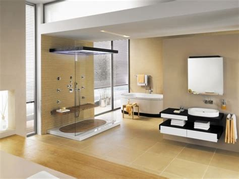Modern Bathroom Set by Contemporary Bathroom Set With Touch Sensaremare
