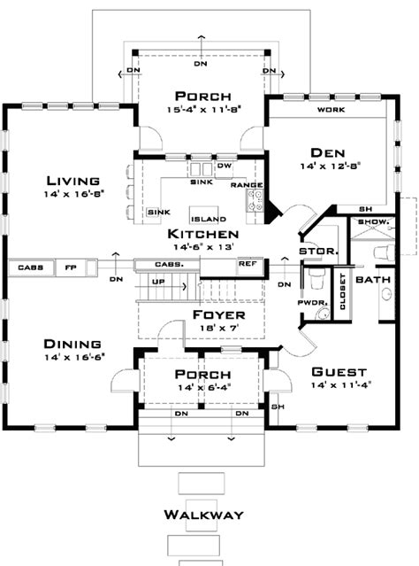 House Plans With Guest Suite by Ground Floor Guest Suite 44056td 2nd Floor Master