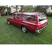 1963 AMC RAMBLER CLASSIC 770 CROSS COUNTRY STATION WAGON