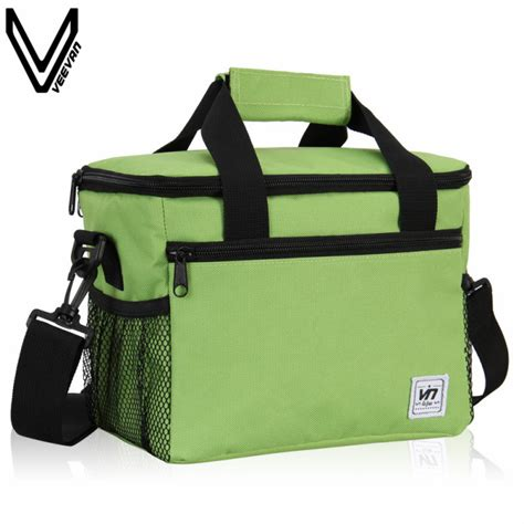 New Longch Totte 9991 2017 new lunch bag thermal portable insulated food picnic bolsa t rmica insulated lunch cooler