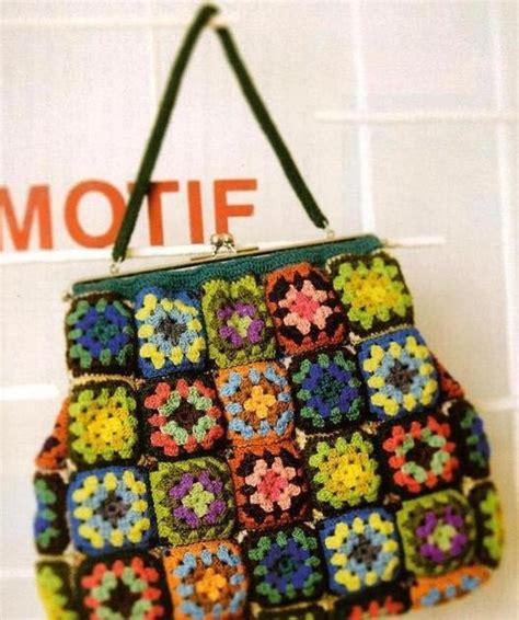 bolsas tejidas a gancho con cuentas bolsas tejidas a crochet con patrones solountip com