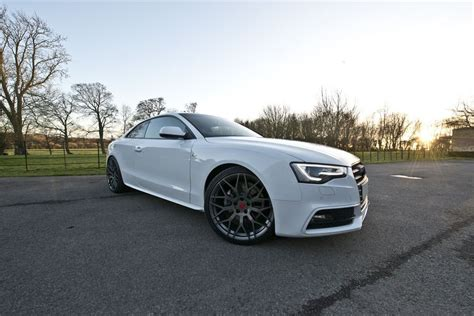 Audi A5 20 by 20 Quot Audi A5 S5 Rs5 Alloy Wheels Raywell Jrr Gunmetal