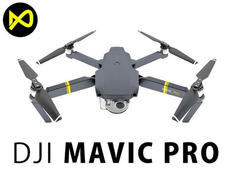 dji mavic pro mini drone  model cgtrader