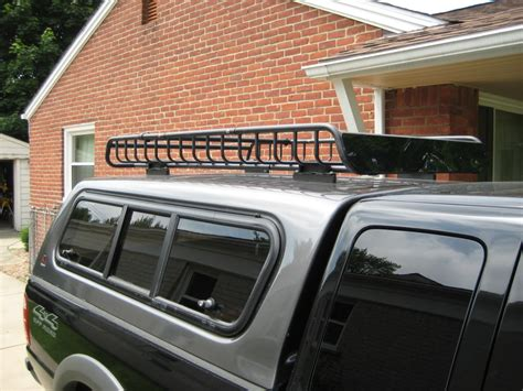 Topper Roof Rack by Yakima Roof Rack Mounted On The Topper Pics Ranger
