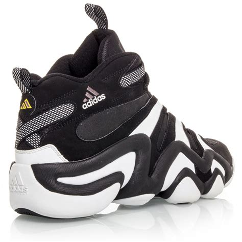 eights basketball shoes adidas 8 mens basketball shoes black white