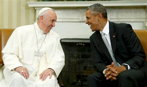can obama stay in office pope francis visit pope issues call for tolerance in