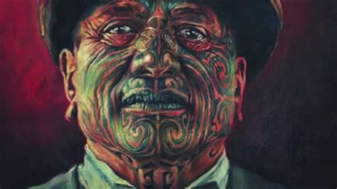 watercolor tattoo artist new zealand artist sofia minson to paint modern maori portraits with