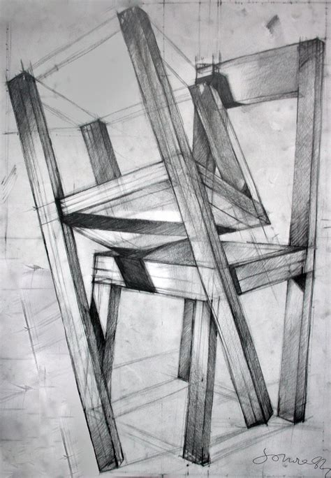 pencil sketches of chairs chairs pencil drawing 70x100 by soniash on deviantart