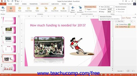 tutorial powerpoint 2013 youtube powerpoint 2013 tutorial adding object animation 2013 2010