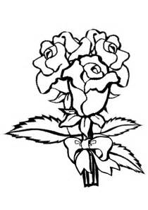 coloring pages roses free printable colouring pages beautiful