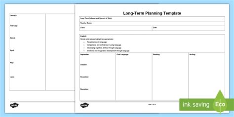 term planner template term planning template yearly scheme of work roi
