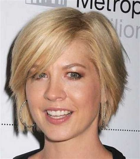haircuts for thin hair chubby face short hairstyles for round faces beautiful hairstyles