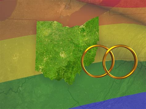 Cincinnati Ohio Marriage Records Judge Orders Ohio To Recognize Out Of State Marriages Cbs News