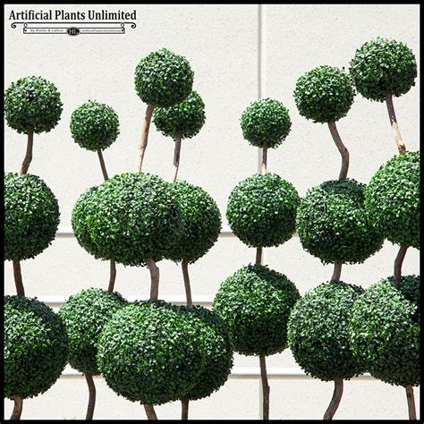 indoor faux topiary plants trees artificial plants