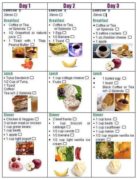 3 Month Detox Plan by 25 Best Ideas About Three Day Diet On Three