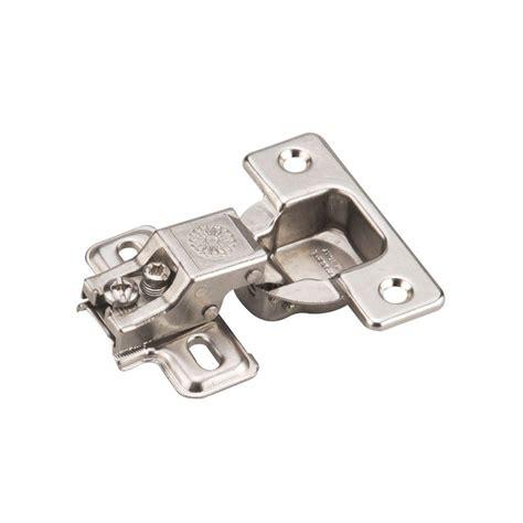 blum cabinet hinges home depot richelieu hardware blum clip full overlay frameless