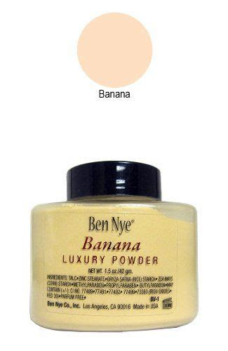Ben Nye Luxury Powder Shade Banana 0 93 Oz 448 Best Images About Makeup On Faced Pi