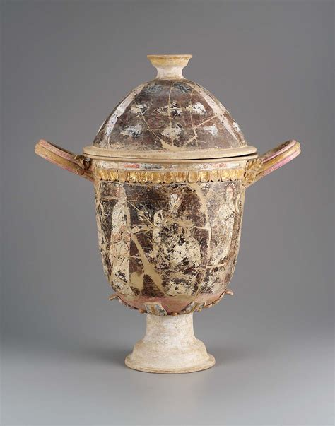 Funerary Vase by Funerary Vase Bell Krater Mfa For Educators
