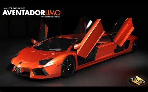 Lamborghini Limo Aventador Lambo Limo Is An Unholy Supercar Abomination