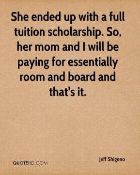 scholarships for room and board quotes page 4 quotehd