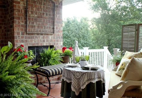 back porch ideas casual cottage back porches 28 images back porch ideas casual cottage