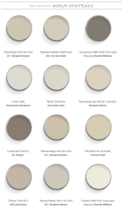 warm neutral paint colors neutral wall color on pinterest benjamin moore neutral