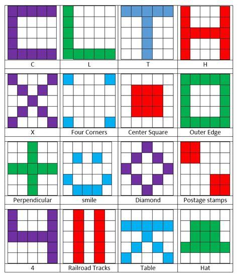 pattern bingo games 25 b 228 sta bingo patterns id 233 erna p 229 pinterest bingo och