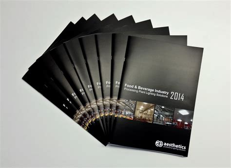 New Catalogue For Food Beverage Lighting Projects Out Lights Catalogue