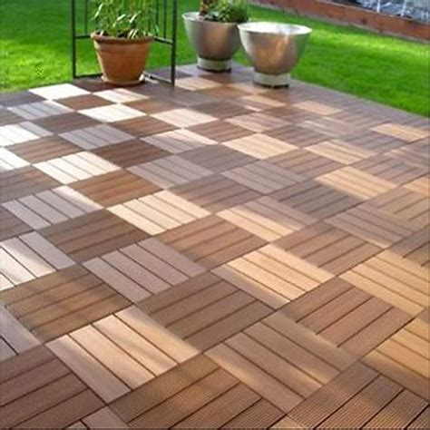Decking Tiles   IPE Deck Tiles Manufacturer from Chennai