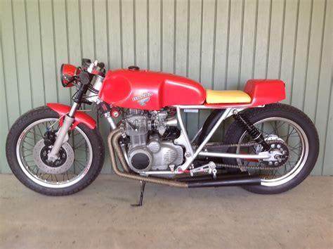1973 honda cb 350f cafe racer 4 cylinder for sale