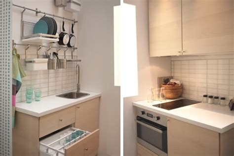 Délicieux Modele Cuisine Petite Surface #4: cuisine-ikea-metod-petite-surface-melle-deco-2.jpg