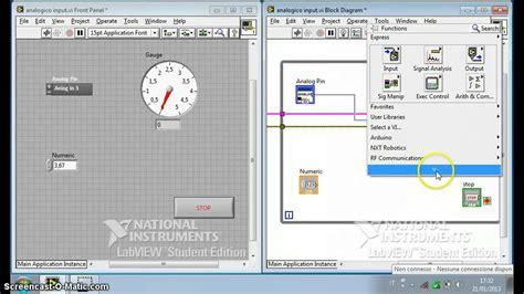 tutorial arduino indonesia pdf tutorial 14 arduino labview youtube