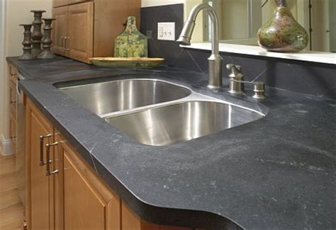 Black And White Bathroom Design by Soapstone Countertops In The Utica Ny Area