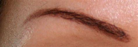 eyebrow tattoo keloid keloid after permanent makeup fay blog