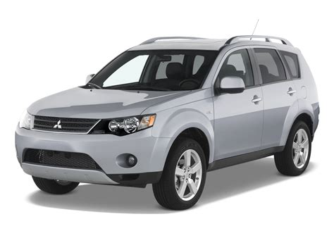 nissan outlander 2008 2008 mitsubishi outlander reviews and rating motor trend