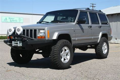 Gas Mileage 2001 Jeep Grand Find Used 2001 Xj Sport 4 Door 4 0 4x4 3 5 In