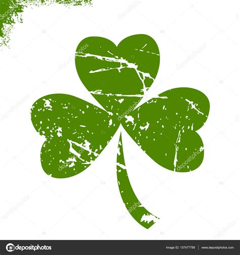 shamrock green shamrock vector www pixshark com images galleries with