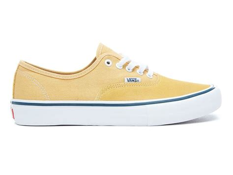 Vans Authentic Icc White vans quot authentic pro quot shoes ochre white kunstform bmx