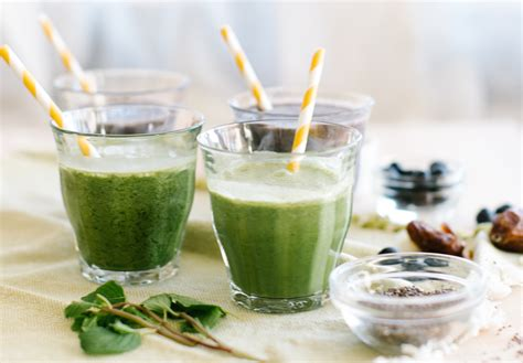 Yolanda Detox Trio by Yolanda Clean Green Morning Smoothie Recipe 2