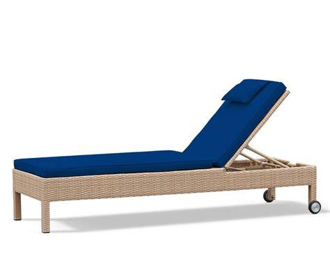 sunbed recliners rio rattan recliner garden sun lounger with wheels