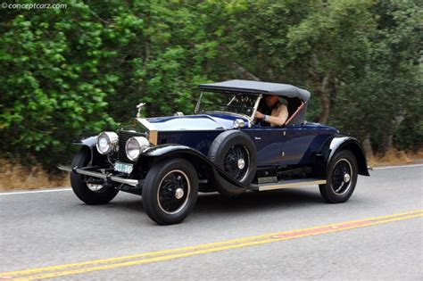 1926 rolls royce silver ghost pictures history value