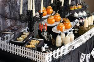 Decorations Halloween Party 41 Halloween Food Decorations Ideas To Impress Your Guest